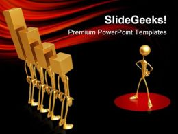 Performance Report Business PowerPoint Templates And PowerPoint Backgrounds 0711