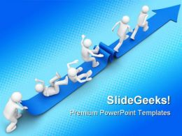 Person Showing Deliberate Act Entertainment PowerPoint Templates And PowerPoint Backgrounds 0411