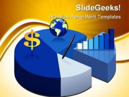 Pie Chart01 Finance PowerPoint Templates And PowerPoint Backgrounds 0511
