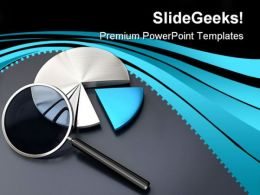 Pie Chart Business PowerPoint Templates And PowerPoint Backgrounds 0311