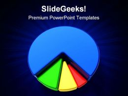 Pie Graph Business PowerPoint Templates And PowerPoint Backgrounds 0111