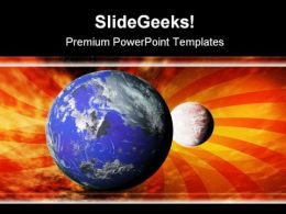 Planets Geographical PowerPoint Templates And PowerPoint Backgrounds 0511