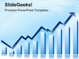 Profit Graph Success PowerPoint Templates And PowerPoint Backgrounds 0711