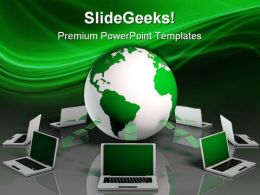Reporting System Technology PowerPoint Templates And PowerPoint Backgrounds 0311