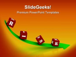 Risk Business PowerPoint Templates And PowerPoint Backgrounds 0211