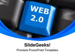 Rss Web Computer PowerPoint Templates And PowerPoint Backgrounds 0111