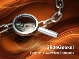 Searching For The Link Business PowerPoint Templates And PowerPoint Backgrounds 0411