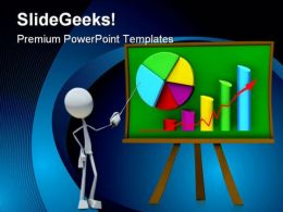 Showing Bar Chart Business PowerPoint Templates And PowerPoint Backgrounds 0211