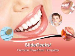 Dental PowerPoint Template