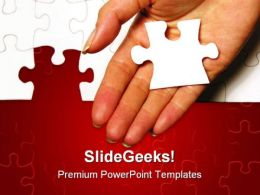 Solution01 Business PowerPoint Templates And PowerPoint Backgrounds 0811