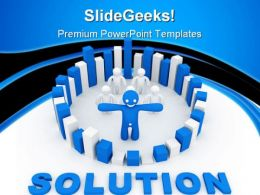Solution Alternative Concept01 Business PowerPoint Templates And PowerPoint Backgrounds 0811