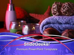 Spa Beauty PowerPoint Templates And PowerPoint Backgrounds 0611