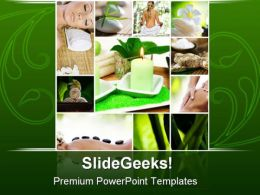 Spa Collage01 Beauty PowerPoint Templates And PowerPoint Backgrounds 0311
