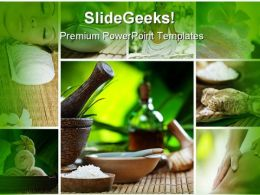 Spa Mix Beauty PowerPoint Templates And PowerPoint Backgrounds 0311