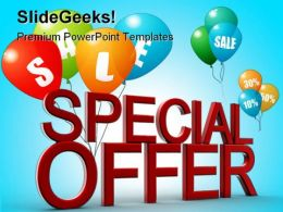 Special Offer Sales PowerPoint Templates And PowerPoint Backgrounds 0111