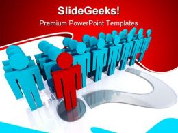 Stepping Forward With Solution Business PowerPoint Templates And PowerPoint Backgrounds 0811