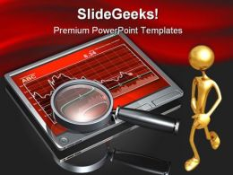 Stock Performance Business PowerPoint Backgrounds And Templates 1210