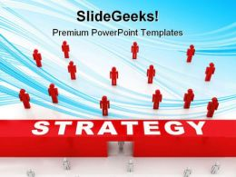 Strategy Business PowerPoint Templates And PowerPoint Backgrounds 0711