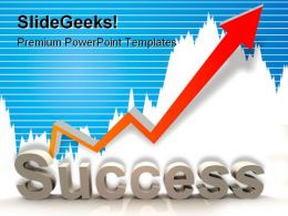 Success Arrow Business PowerPoint Templates And PowerPoint Backgrounds 0511