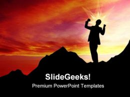 Success Business PowerPoint Templates And PowerPoint Backgrounds 0211