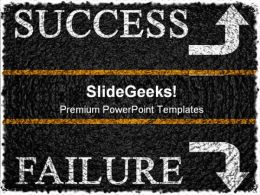 Success Future PowerPoint Templates And PowerPoint Backgrounds 0311  Presentation Themes and Graphics Slide01
