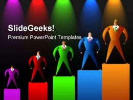 Success Leadership PowerPoint Templates And PowerPoint Backgrounds 0511