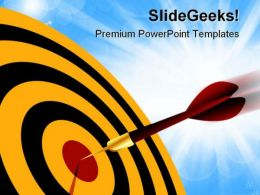 Target01 Business PowerPoint Templates And PowerPoint Backgrounds 0611