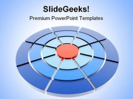 Target01 Business PowerPoint Templates And PowerPoint Backgrounds 0811
