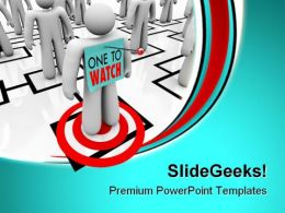 Target02 Business PowerPoint Templates And PowerPoint Backgrounds 0811