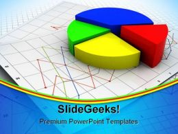 Target Business PowerPoint Template 0910