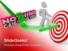 Target Business PowerPoint Templates And PowerPoint Backgrounds 0311