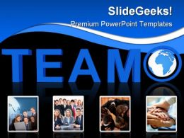 Team01 Concept Business PowerPoint Templates And PowerPoint Backgrounds 0211