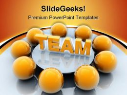 Team02 Leadership PowerPoint Templates And PowerPoint Backgrounds 0711