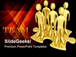 Team03 Business PowerPoint Templates And PowerPoint Backgrounds 0511