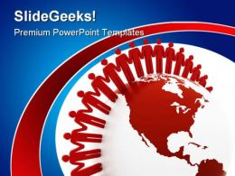 Team Concept Global PowerPoint Templates And PowerPoint Backgrounds 0311