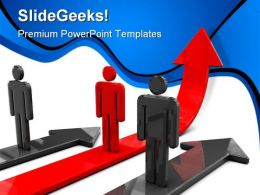 Team Leadership PowerPoint Templates And PowerPoint Backgrounds 0611