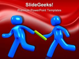 Teamwork03 Business PowerPoint Templates And PowerPoint Backgrounds 0511
