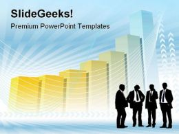 Teamwork03 Business PowerPoint Templates And PowerPoint Backgrounds 0811