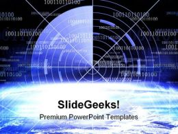 Technology Banner Abstract PowerPoint Templates And PowerPoint Backgrounds 0711