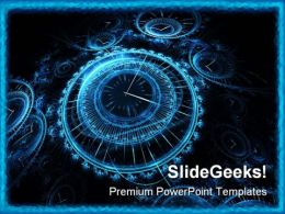 Time Business PowerPoint Templates And PowerPoint Backgrounds 0711