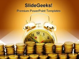Time Is Money01 Finance PowerPoint Templates And PowerPoint Backgrounds 0511