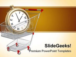 Time Is Money Finance PowerPoint Templates And PowerPoint Backgrounds 0511