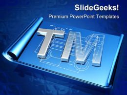 Tm Business PowerPoint Template 1110