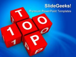 Top 100 Cubes Business PowerPoint Templates And PowerPoint Backgrounds 0111