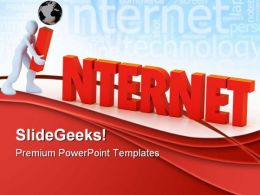Travel Concept Internet PowerPoint Templates And PowerPoint Backgrounds 0411