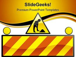 Under Construction01 Symbol PowerPoint Templates And PowerPoint Backgrounds 0811