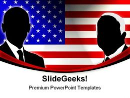 Usa People Americana PowerPoint Templates And PowerPoint Backgrounds 0811