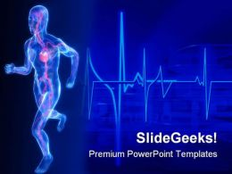 Vascular System Science PowerPoint Templates And PowerPoint Backgrounds 0811
