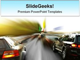 Vehicles Travel PowerPoint Templates And PowerPoint Backgrounds 0711