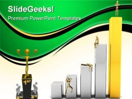 Victory Business PowerPoint Templates And PowerPoint Backgrounds 0811
